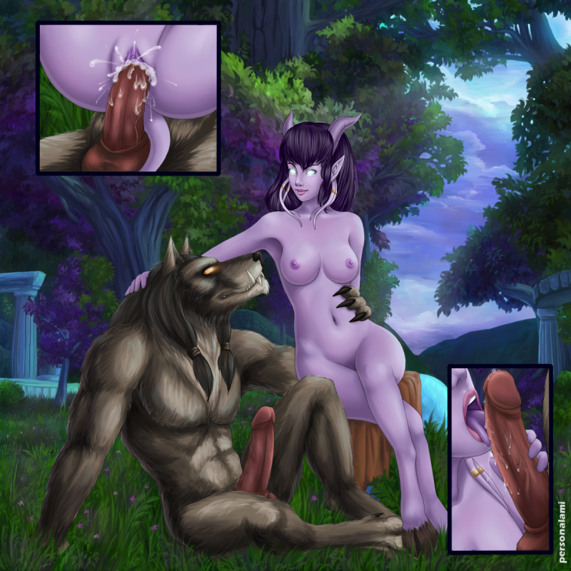 9Cloud.us_21-701068   Personalami Worgen World Of Warcraft Draenei.jpg