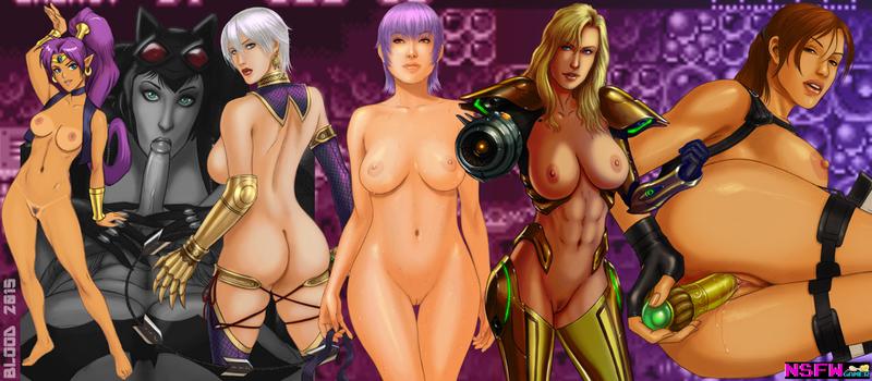 Soul Calibur Tira Porn