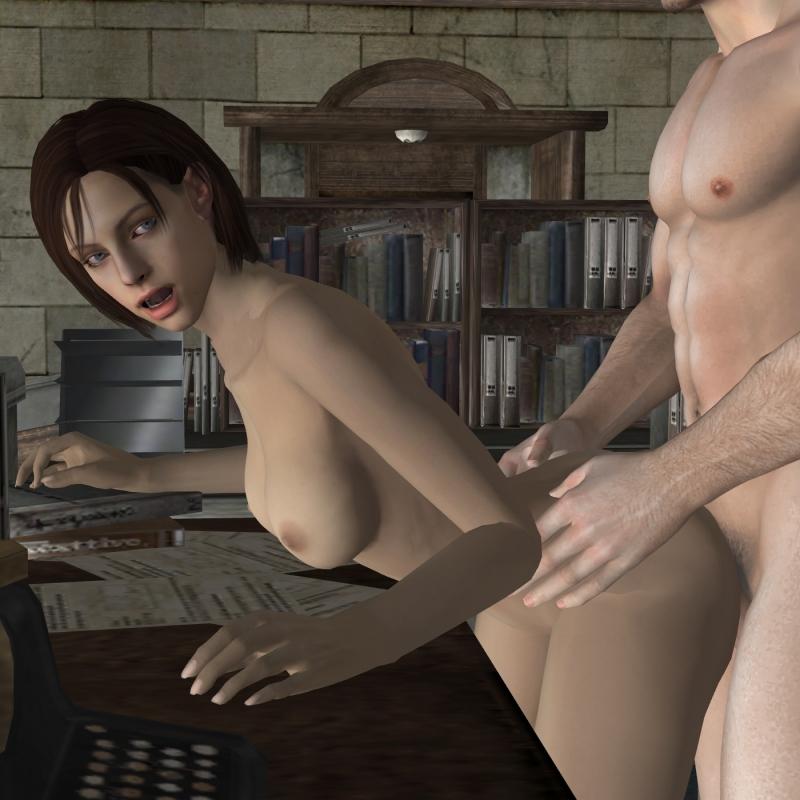 1396620 - Dante Devil_May_Cry Jill_Valentine Resident_Evil crossover.jpg
