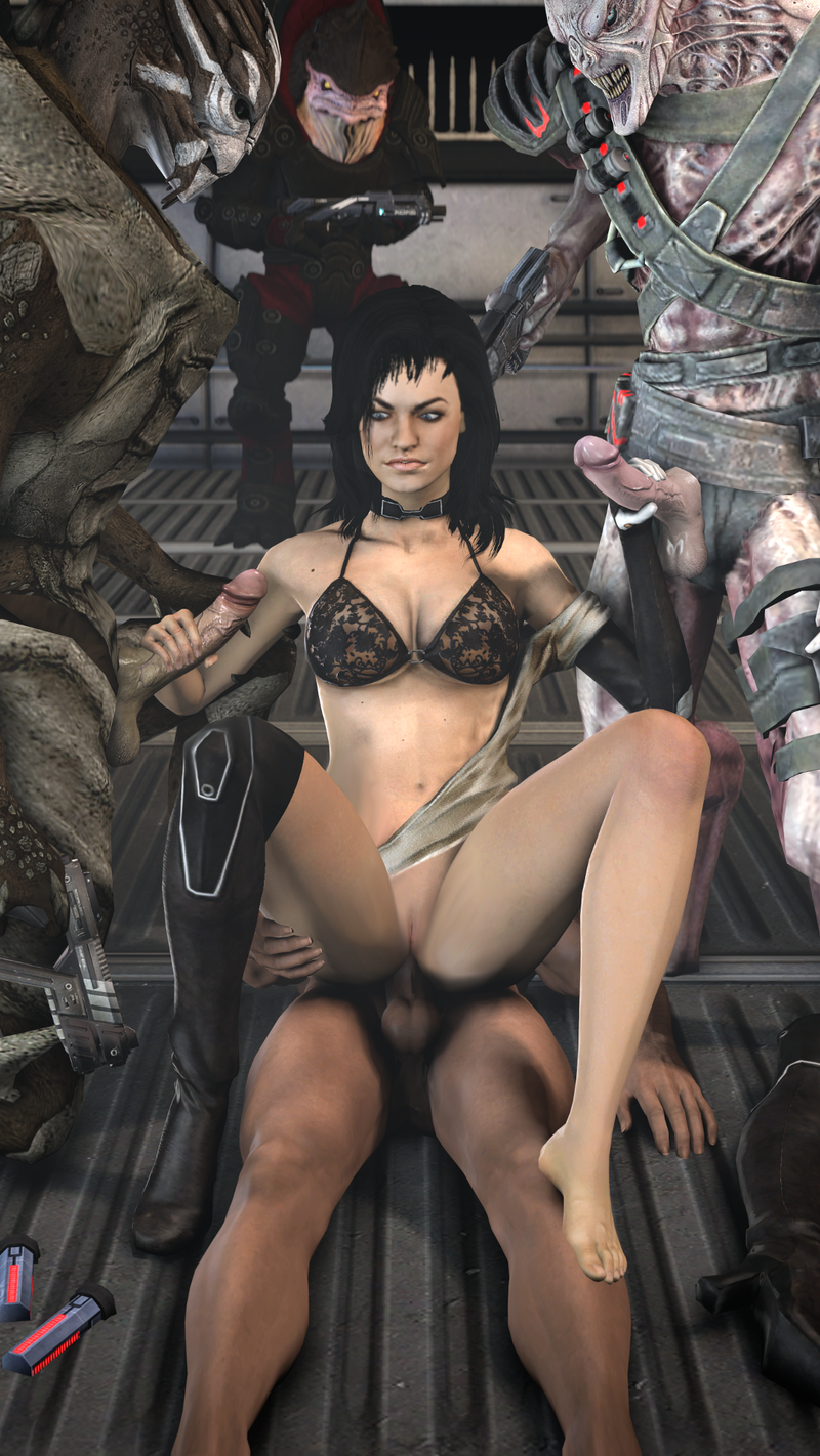 Mass Effect Porn Galleries