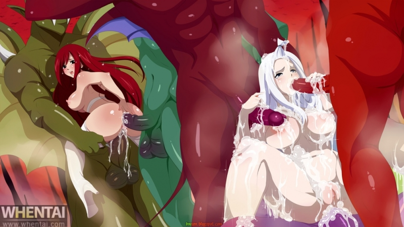 Fairy Tail Porn Gallery