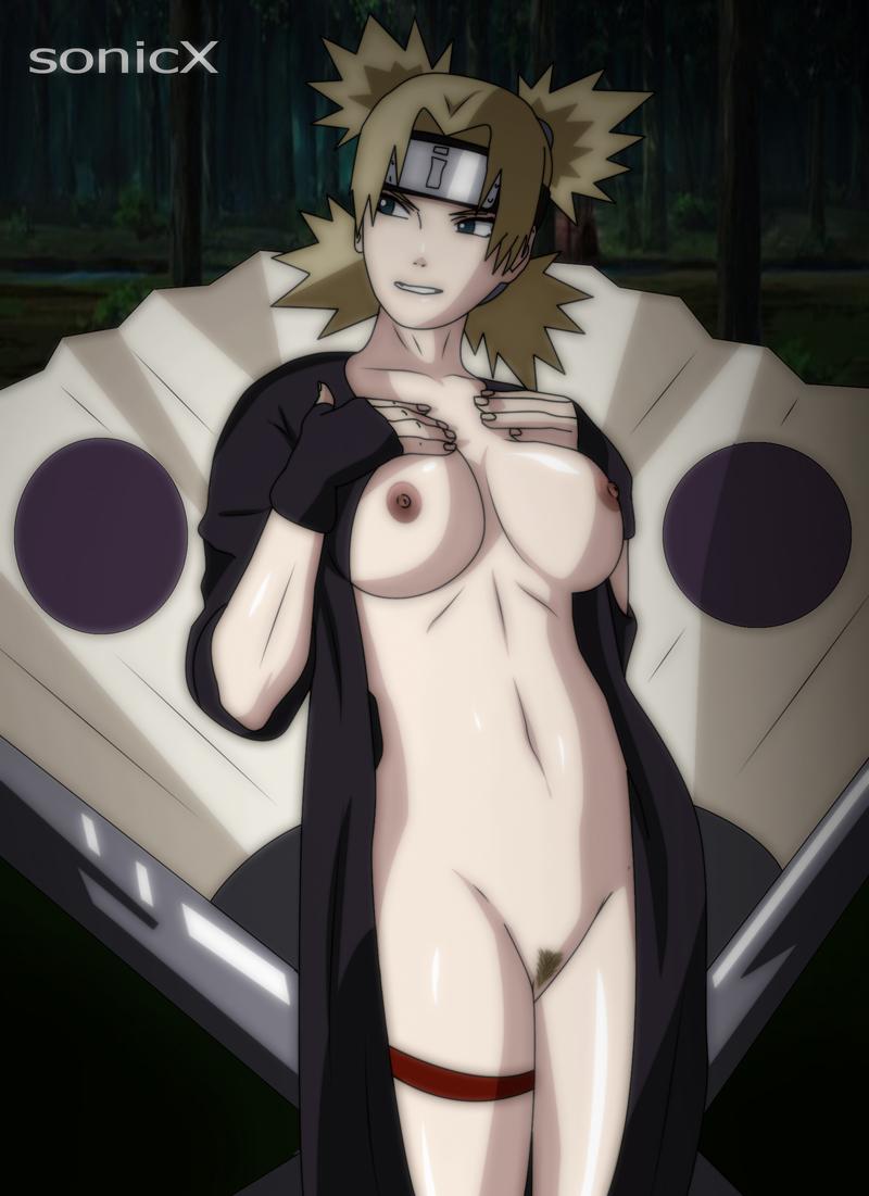 Kushina Uzumaki Ay (4th Raikage) 1348959 - Naruto SonicX Temari.jpg