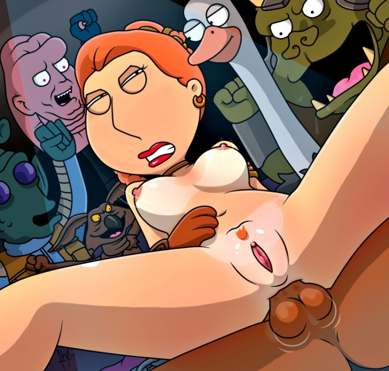 Family Guy Naked Video