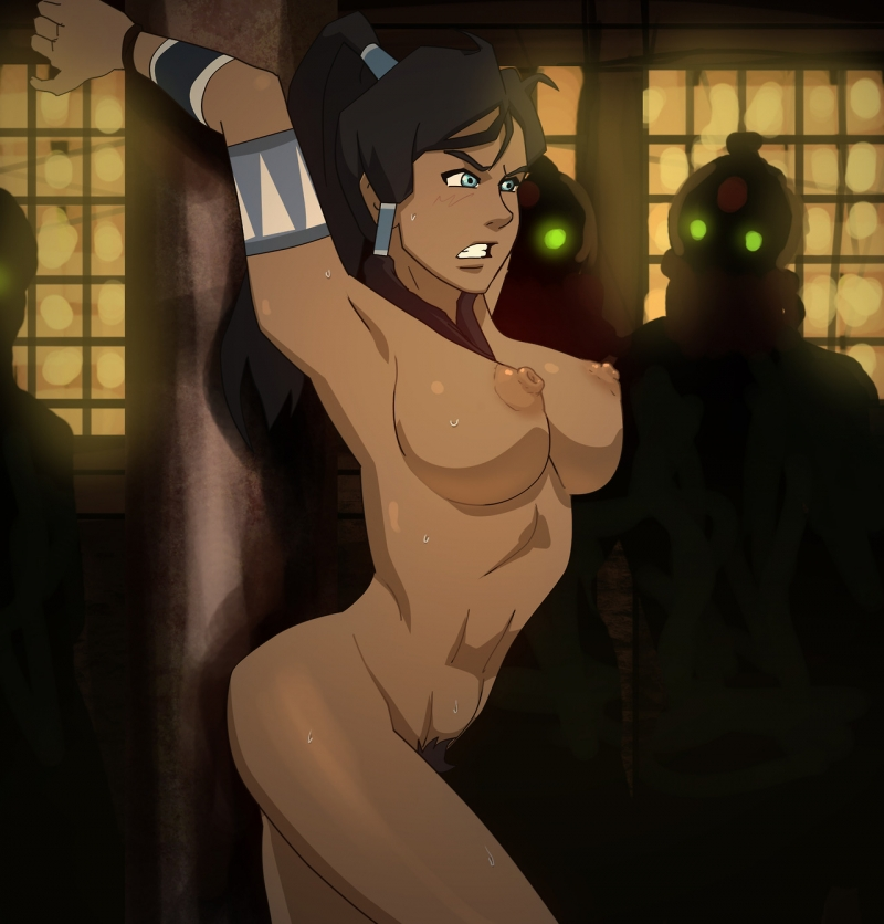 Legend Of Korra Hentai Comic