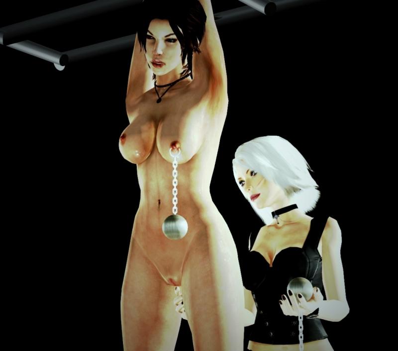 Lara Croft 1310457 - Amanda_Evert Lara_Croft Tomb_Raider Tomb_Raider_Reboot crossover.jpg
