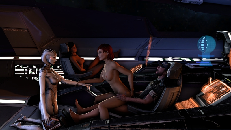 1303314 - Commander_Shepard EDI FemShep Jeff_Moreau Mass_Effect Mass_Effect_3 Samantha_Traynor.jpeg