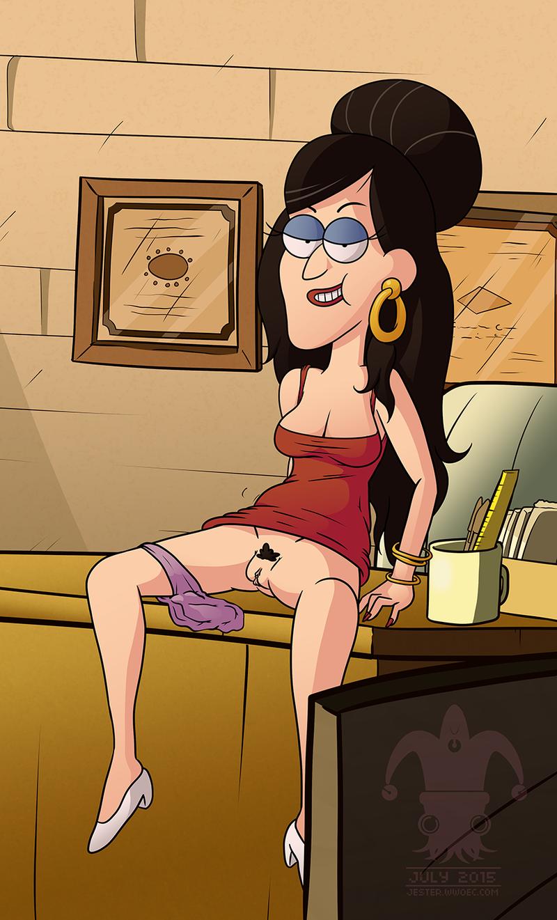 Gravity Falls Porno Comic