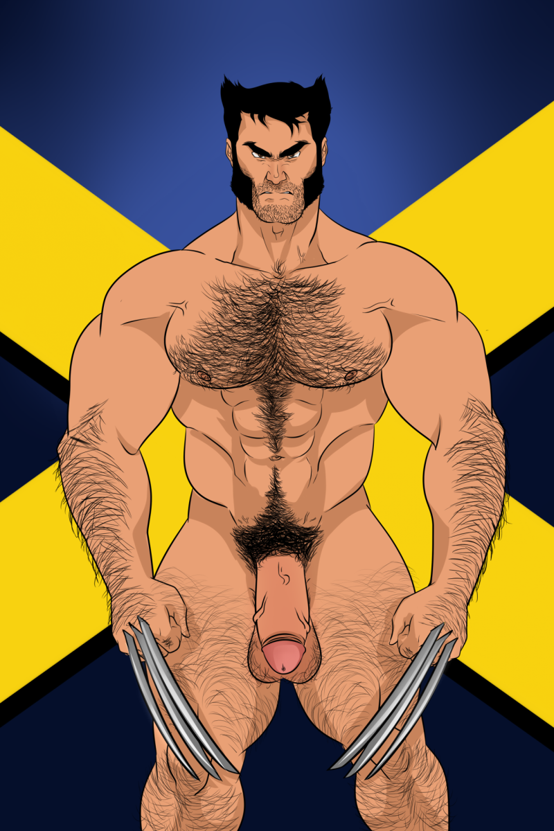 April wolverine x men orgies