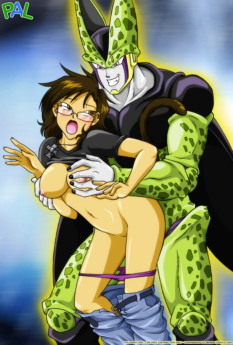 Dragonball Z Sex Mangas