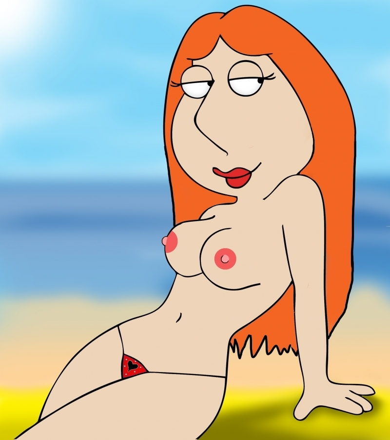 Family Guy - Lois Griffin Naked
