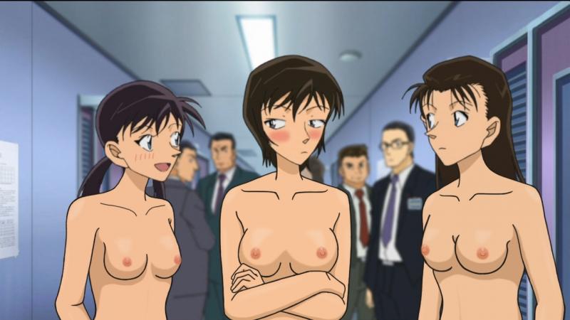 Ran Mouri Nude