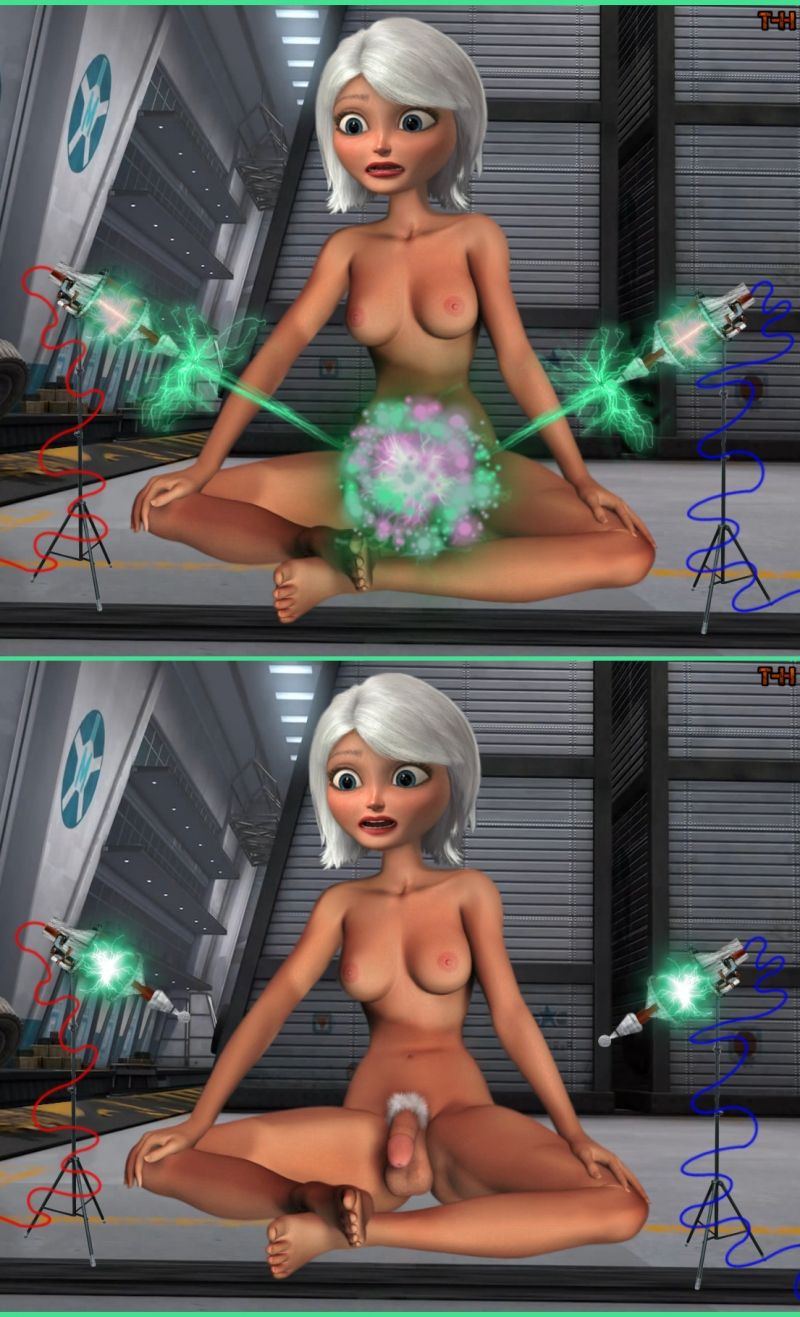 Monsters Vs Aliens Rule 34