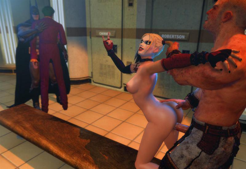1436475 - Batman__Arkham_City Harley_Quinn timpossible.jpg