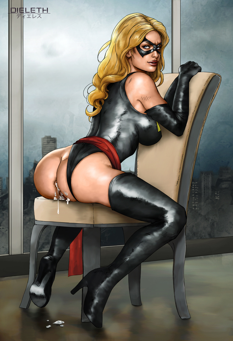 Ms Marvel wants everyone to rate her creampied fuckholes!