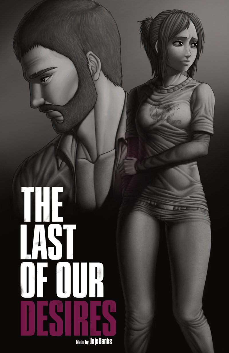 The Last of Us Hentai Porn Doujinshi