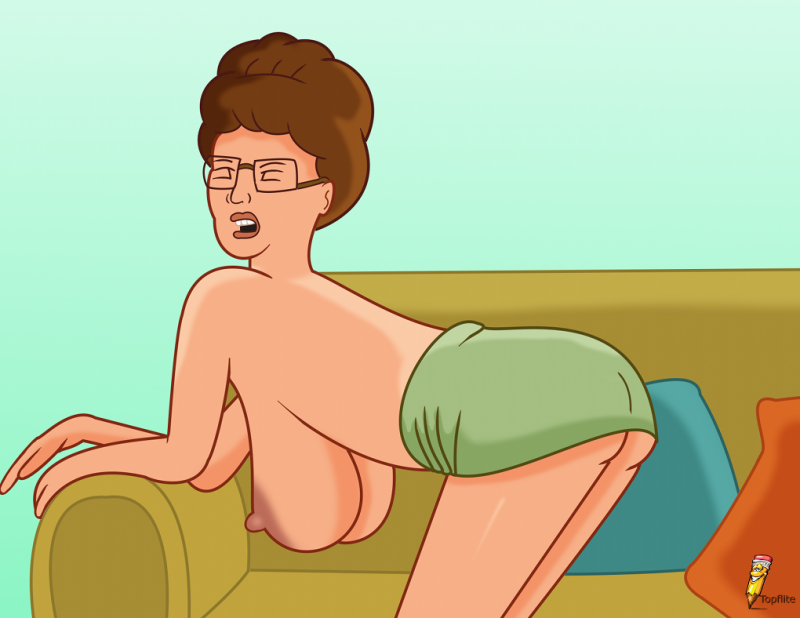 King Of The Hill Luanne And Peggy Porn