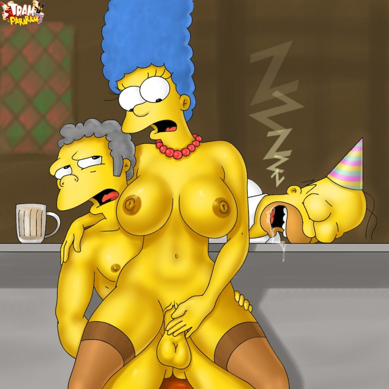 Simpsons Free Flash Porn