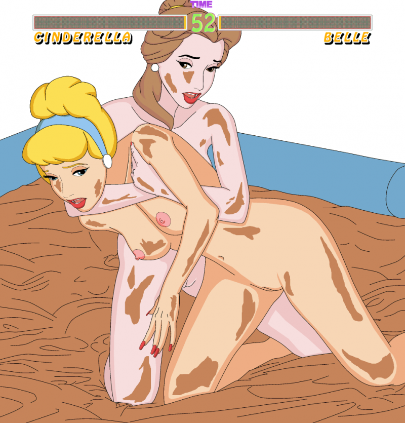 Disney Hentai Ariel And Belle
