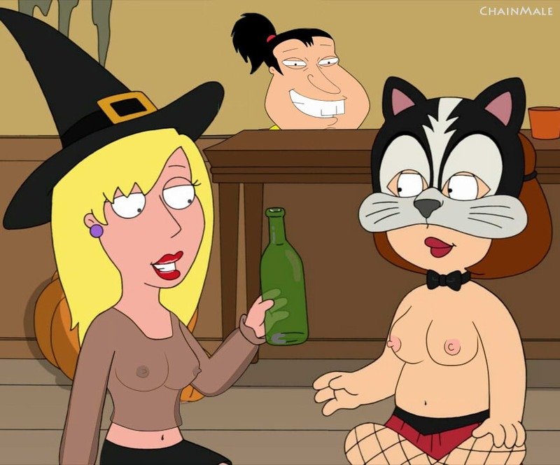 Glenn Quagmire Meg Griffin 557864 - ChainMale Connie_D'Amico Family_Guy Glenn_Quagmire Halloween Meg_Griffin.jpg