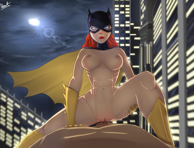 Batman Catwoman Hentai