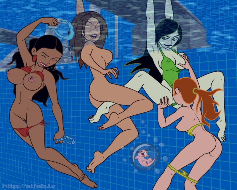 Free Nude Kim Possible