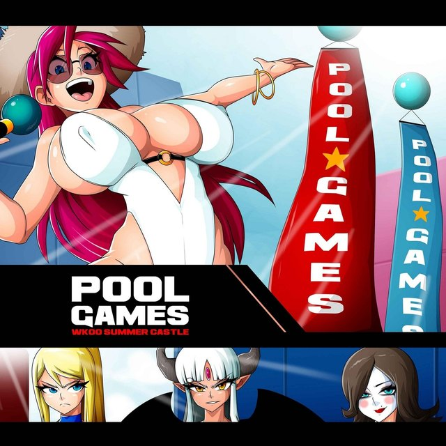 Pool Games: Wet and exciting!