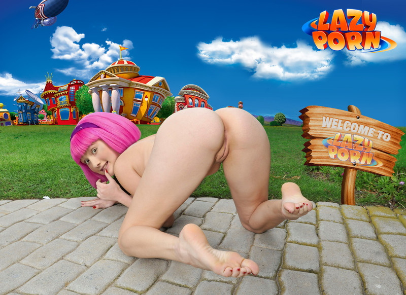 Lazy Town Girl Naked