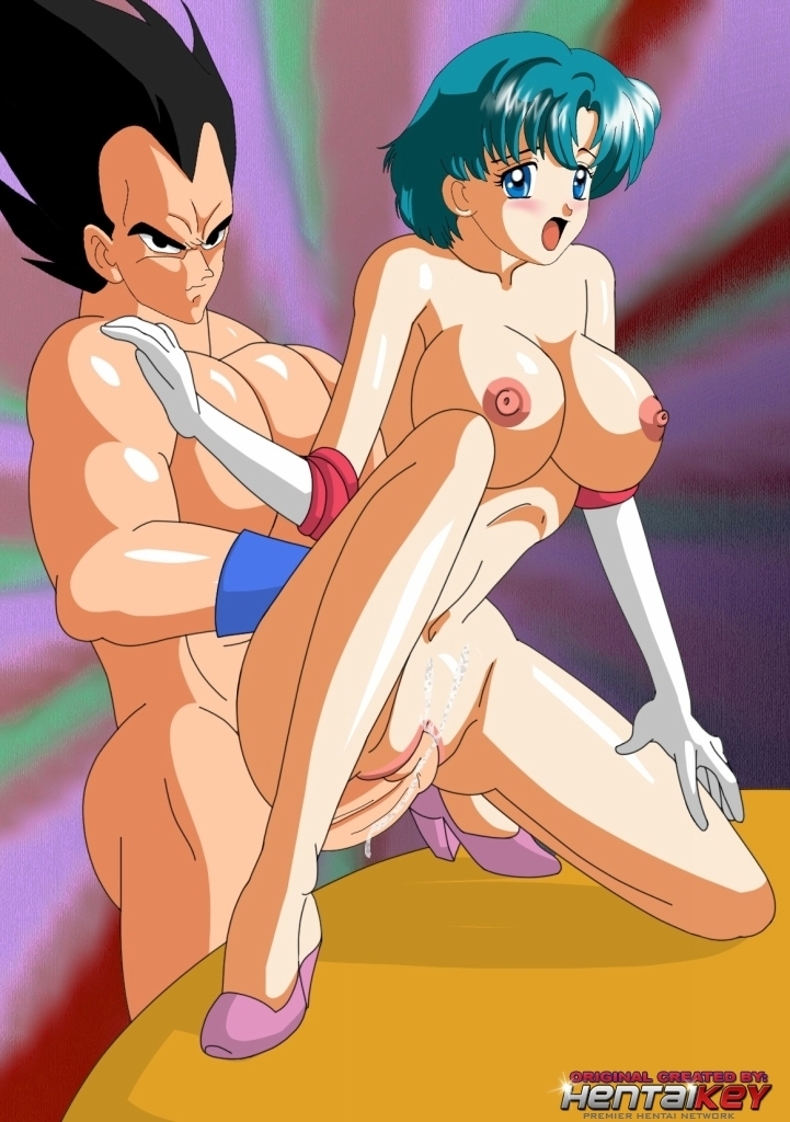 165858 - Ami_Mizuno Dragon_Ball_Z Sailor_Moon Vegeta crossover hentaikey.jpg