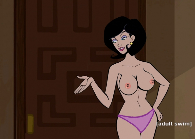 The Venture Brothers Rule 34