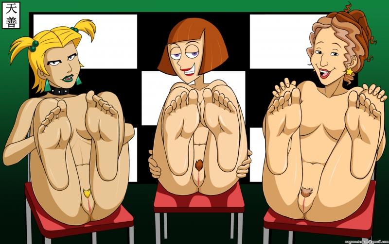 474373 - Danny_Phantom Dusk Hex_Girls Madeline_Fenton Magic_School_Bus Ms_Frizzle Scooby-Doo Tenzen crossover.jpg