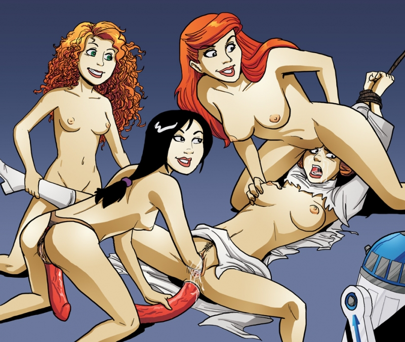 Cartoon Ariel Sex