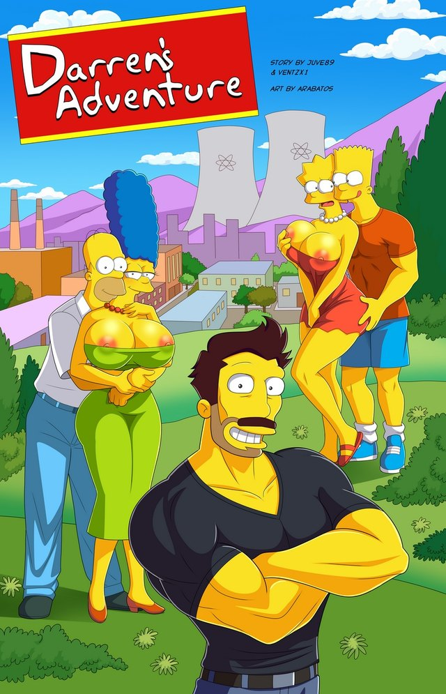 Darren Adventure (Ongoing): Sex in the Springfield!