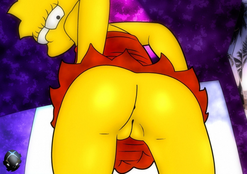 Simpsons Allison Nude