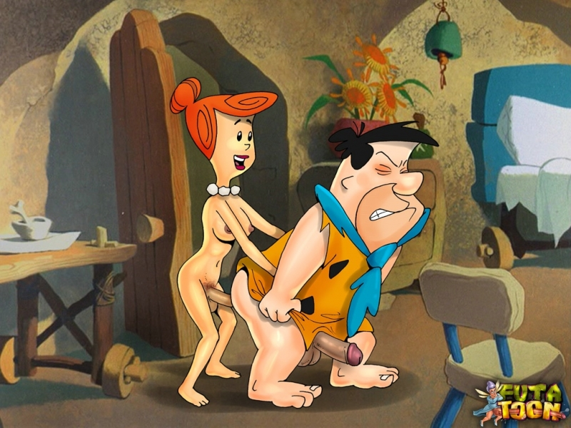 Flintstones Adult Comics