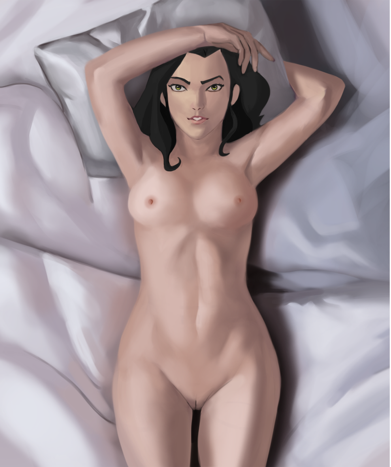 Korra And Asami Naked