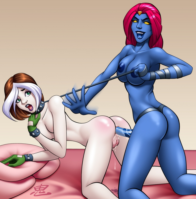 Mystique Porn X-men