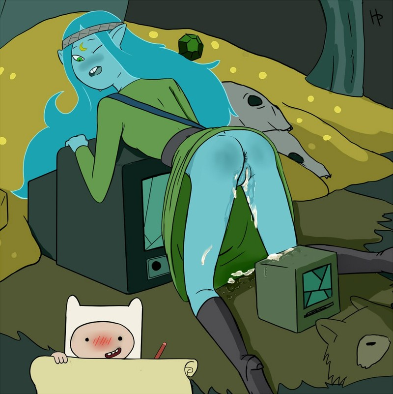 Adventure Time Porn Comic