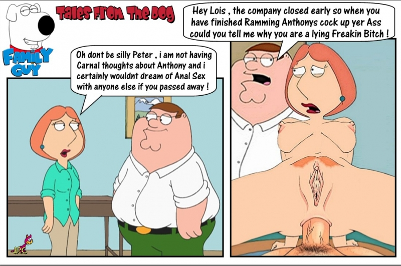 Family Guy Louis Griffin Nude