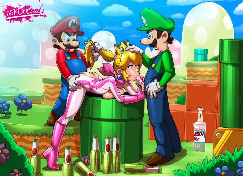 Mario Sex
