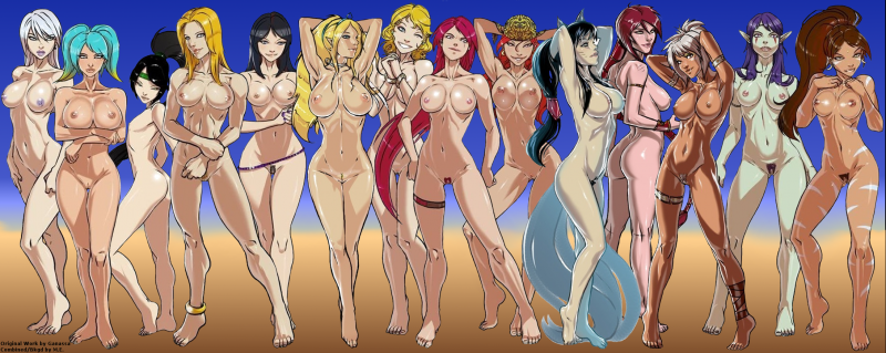 League Of Legends Nude Patch
