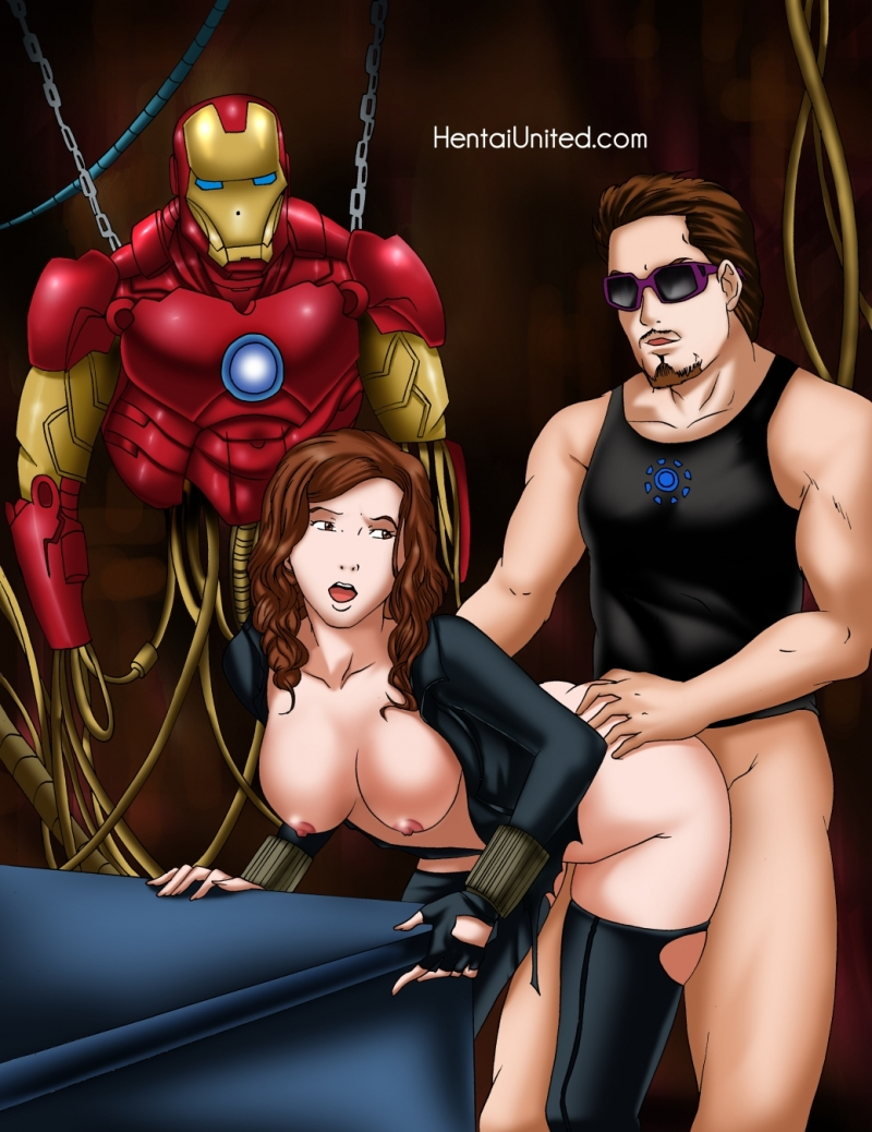 Iron Man Gay Xxx