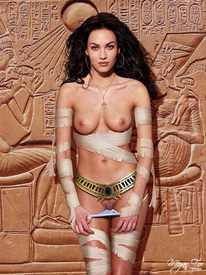 Think, that ancient egyptian nude girls fetish