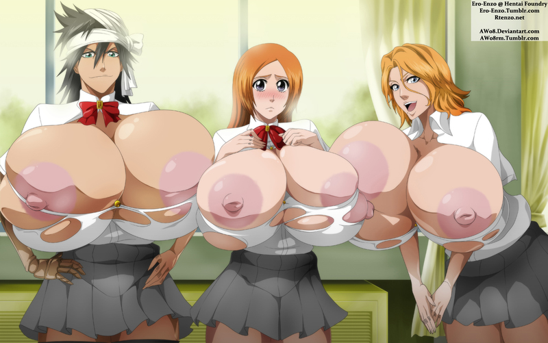Bleach Hentai Comics