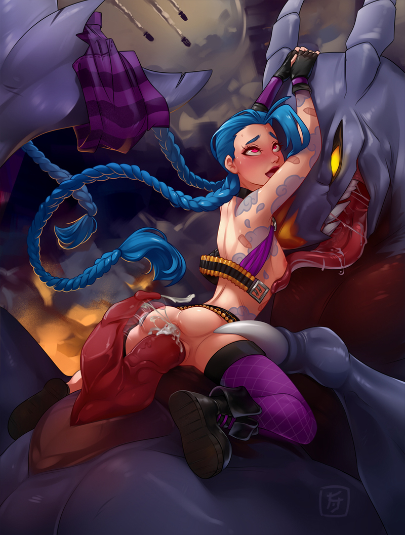 League Of Legends Hentai Video