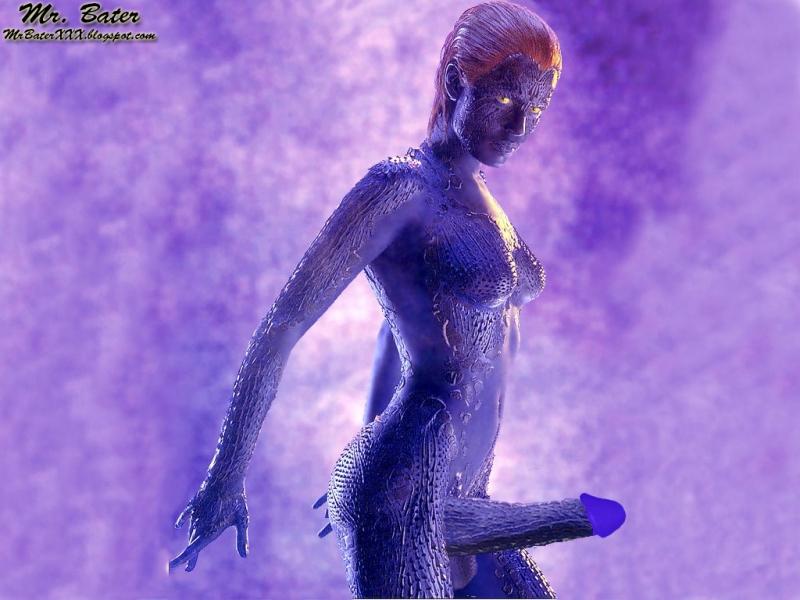 1305638 - Mystique Rebecca_Romijn X-Men fakes.jpg