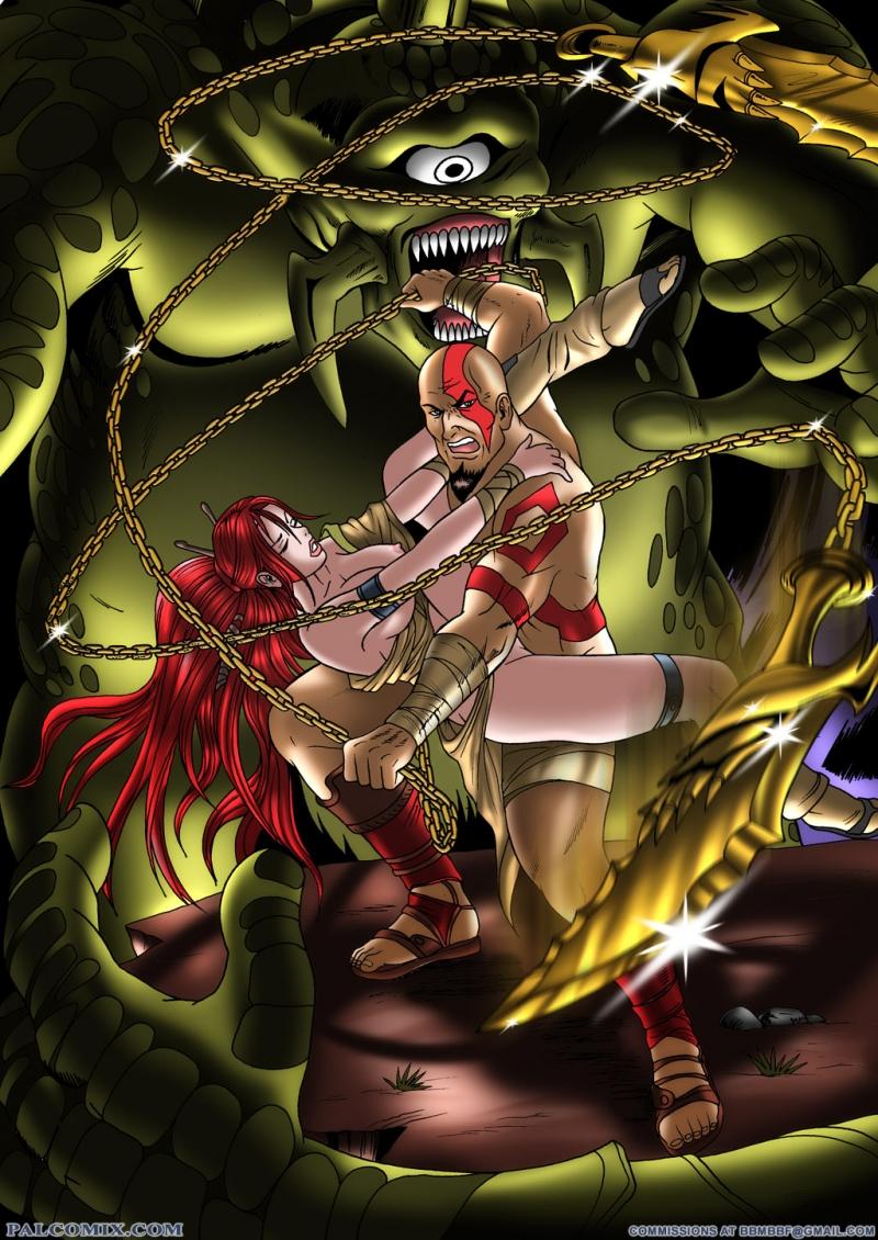 37273 - God_of_War Heavenly_Sword Kratos Nariko PalComix bbmbbf crossover.jpg