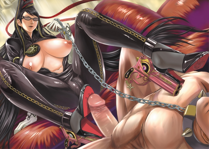 Queen Sheba Bayonetta Cereza Joy Jeanne