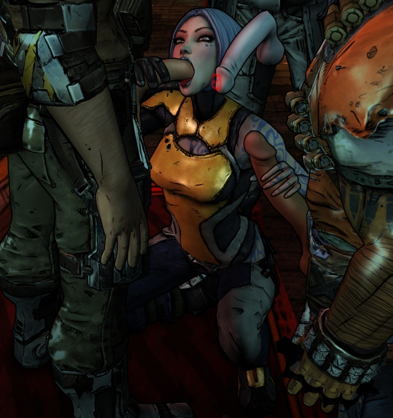 Mad Moxxi Borderlands Hentai