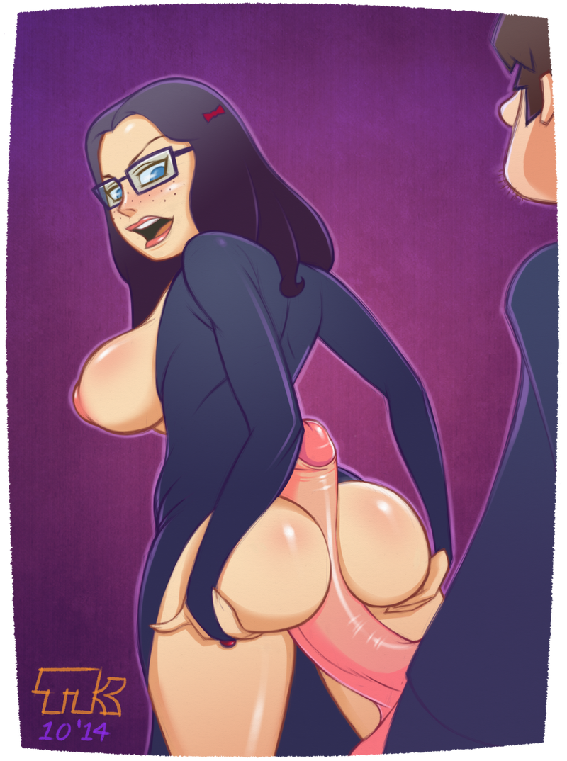 1511862 - Addams_Family Lurch Morticia_Addams Scooby-Doo Shaggy Turk128 Velma_Dinkley cosplay.png