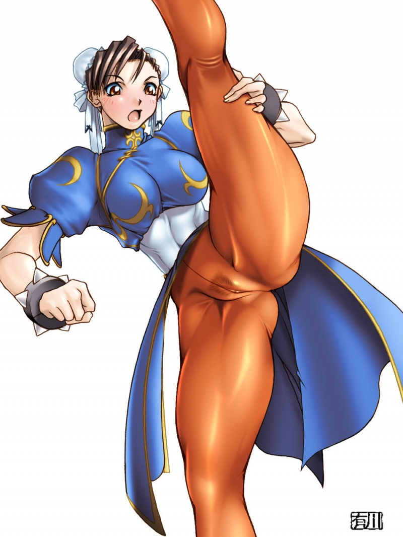 Street Fighter Porn Blog